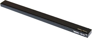 "1/2"" Rail for Emboss Tape compatible with Stripfeeder MINI Series (RAIL ONLY)"